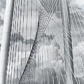 Margaret Hunt Hill Bridge by Joan Carroll