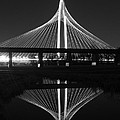 Margaret Hunt Hill Bridge Reflection by Jonathan Davison