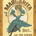 Margarita Salt On The Rocks by Debbie DeWitt