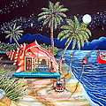 Margaritaville Conch Christmas by Abigail White