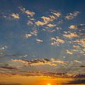 Margate Causeway Sunset by Kevin Jarrett