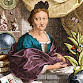 Maria Merian  by Science Source