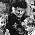 Maria Montessori by Granger