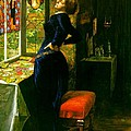 Mariana In The Moated Grange 1851 by Philip Ralley