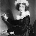 Marie Vigee-lebrun (1755-1842) by Granger