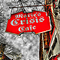 Marie's Crisis Cafe by Randy Aveille