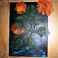 Marigolds by Karen Lipek