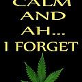 Marijuana 4 by Andrew Fare