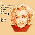 Marilyn by Chris Greenwood