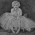 Marilyn  by Cynthia Snider