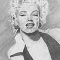 Marilyn. by Janice Gell