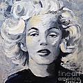 Marilyn by Karen  Ferrand Carroll