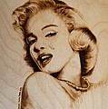 Marilyn by Lucia Ivana Cardigliano