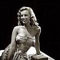 Marilyn Monroe Photo By J.r. Eyerman 1947-2014 by David Lee Guss