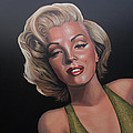 Marilyn Monroe 2 by Paul Meijering