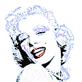 Marilyn Monroe 20130331 Square by Wingsdomain Art and Photography