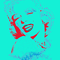 Marilyn Monroe 20130331v2p128 by Wingsdomain Art and Photography