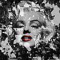 Marilyn Monroe 5 by Andrew Fare