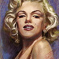 Marilyn Monroe by Viola El