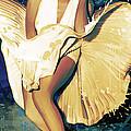 Marilyn Monroe Artwork 4 by Sheraz A
