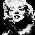 Marilyn Monroe by Brett Winn