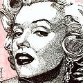 Marilyn Monroe by Cory Still