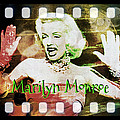 Marilyn Monroe Film by Absinthe Art By Michelle LeAnn Scott