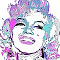 Marilyn Monroe I Want To Be Loved By You by Saundra Myles