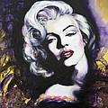 Marilyn Monroe by Ira Ivanova