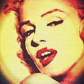 Marilyn Monroe by Jitender Matharu