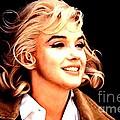Marilyn Monroe by Richard Dussault