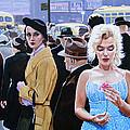 Marilyn Monroe - River Of No Return by Jo King