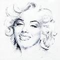Marilyn 1 by Jean Pierre Rousselet