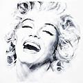 Marilyn 3 by Jean Pierre Rousselet