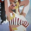 Marilyn by Taiche Acrylic Art