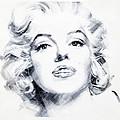 Marilyn 2 by Jean Pierre Rousselet