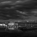 Marina And Mills by Dave  Johnson