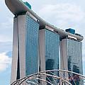 Marina Bay Sands Hotel 01 by Rick Piper Photography