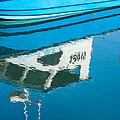 Marina Blues by Joan Herwig