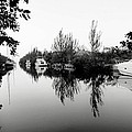Marina Drive Canal by Amar Sheow
