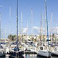 Marina Gran Canaria by Peter Lloyd