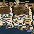 Marina Reflections by Robert Woodward
