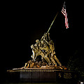 Marine Corp Memorial by Jerry Gammon