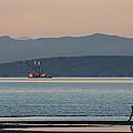Marine Traffic by Randy Hall