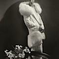 Marion Morehouse Wearing An Augustabernard Jacket by Edward Steichen