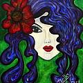 Mariposa Fairy Queen by Jolanta Anna Karolska