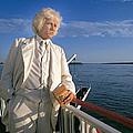 Mark Twain In Mississippi by Buddy Mays