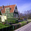 Marken Village Architecture by Bob Phillips