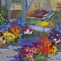 Market Day by Diane McClary