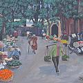 Saigon Market Day by Pete Souza